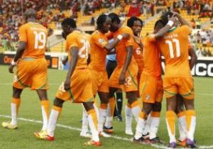 КАН-2012: Кот-д Ивуар минимально победил Судан, Ангола переиграла Буркина-Фасо