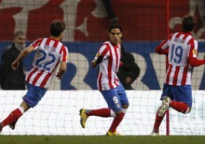 Ла Лига: Очередной бенефис Фалькао приносит Атлетику победу
