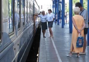 В прошлом году украинцы приобрели через интернет более 693 тыс. ж/д билетов