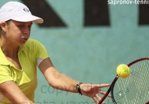 Теннисистка Татьяна Лужанская отказалась от украинского гражданства