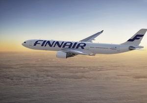 Finnair намерена прекратить полеты в Киев