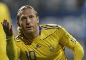 СЭ: Воронин стал лучшим футболистом СНГ в 2011 году