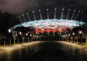 Стадион к Евро-2012 в Варшаве будет принимать мало футбольных матчей