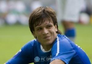 СМИ: Игроком Днепра интересуются клубы Российской Премьер-лиги