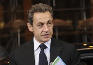 Саркозі: Париж і Берлін хочуть підписання бюджетного договору в березні
