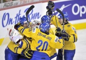 Сборная России проиграла шведам в финале молодежного чемпионата мира по хоккею