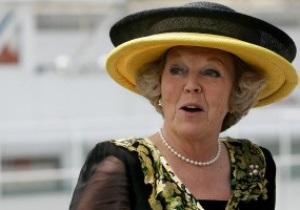 Во время Евро-2012 в Харькове планирует поселиться Королева Нидерландов