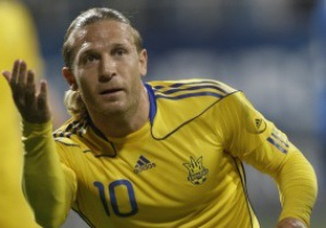 СЭ в Украине: Воронин лучший футболист Украины в 2011 году
