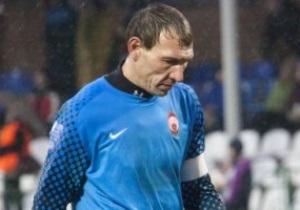 Вратарь Зари завершил профессиональную карьеру