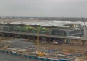 В Борисполе готовятся к запуску нового терминала