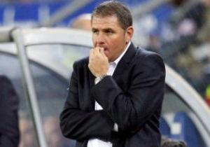 На матч против Украины футбольную сборную Израиля выведет новый тренер