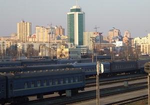 Украинские поезда классифицировали по уровню комфорта и сервиса