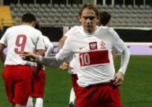 Белый Орел возвращен на форму футбольной сборной Польши