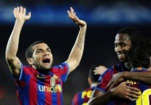 Защитник Барселоны раскритиковал Моуриньо