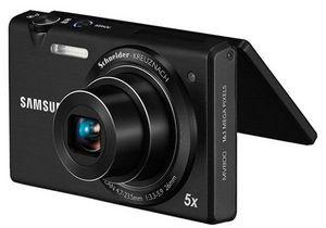 Samsung MV800 - фотокамера с поворотным дисплеем
