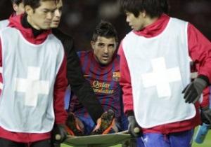 Основной форвард сборной Испании рискует пропустить Евро-2012