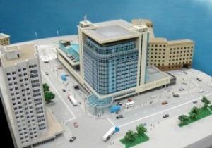 В Харькове открыт пятизвездочный отель Kharkiv Palace