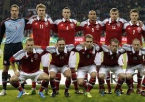 Мимо Украины. Во время Евро-2012 сборная Дании будет жить в Польше