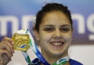 Украинцы завоевали три золотых награды на Чемпионате Европы по плаванию