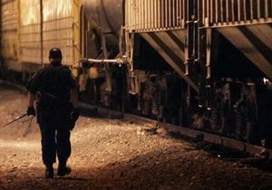 У Донецькій області п ятеро зловмисників викрали понад 50 тонн сталі