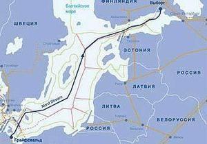 Россия остановила прокачку газа по Северному потоку второй раз за месяц