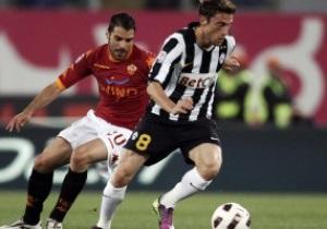 Серия А: Рома остановила Ювентус