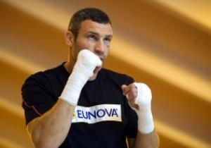 Виталий Кличко намерен провести в следующем году минимум два боя