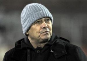 Луческу: Несмотря на критику, мы лучшая команда Украины