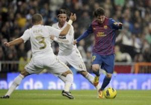 Новый урок для Моуриньо: Барселона переиграла Реал в Мадриде