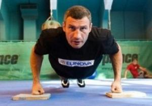 Ради боя Виталий Кличко простил Хэю откровенную наглость, но готов биться и с Поветкиным