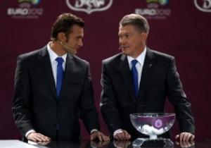 Виталий Кличко: Украине по силам обыграть Францию и Англию