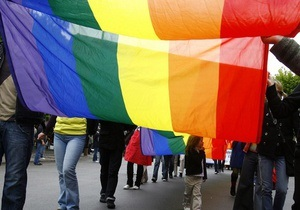 Гей-альянс: У Києві навесні пройде гей-парад
