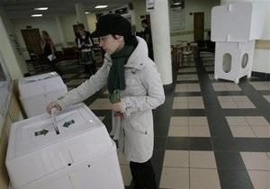Вибори в Держдуму РФ: опрацьовано 90% протоколів