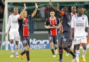 Лига 1: Монпелье не подпускает преследователей, Лилль и ПСЖ добывают трудные победы