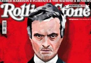 Рок-звезда года. Моуриньо украсит обложку Rolling Stone