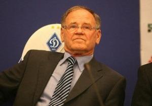 Сабо назвал идеальный состав группы для сборной Украины на Евро-2012