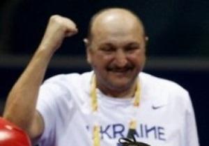 Наставник сборной Украины по боксу стал лучшим тренером мира