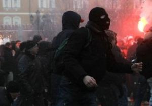 В Украине создана служба для контроля над футбольными ультрас