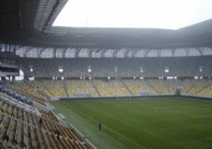 Карпаты переехали на Арену Львов. Первый матч - против Динамо