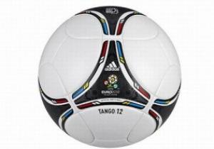 Стало известно название официального мяча Евро-2012