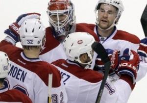 NHL: Carolina Hurricanes и Montreal Canadiens определили сильнейшего в серии буллитов
