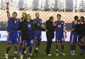 Во время Евро-2012 сборная Хорватии хочет жить в Кракове или в Донецке