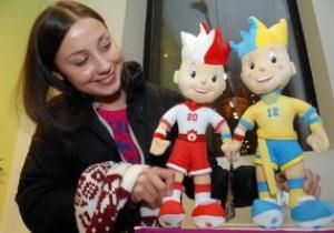 Фотогалерея: Чемпионские обновки. В Киеве открылся первый фирменный магазин Евро-2012