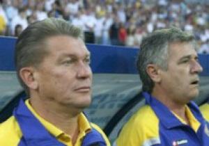 Помощник Блохина: Вероятно, среди спарринг-партнеров будет сборная России