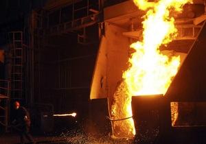 За дев ять місяців Метінвест Ахметова виплавив майже 11 млн тонн сталі, збільшивши її випуск на 79%