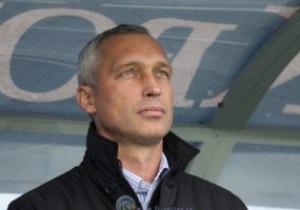 Протасов стал наставником Астаны