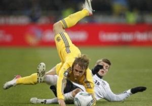 С почином: Украина и Германия порадовали болельщиков ярким футболом