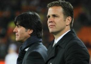 Сборная Германии готовит сюрприз для команды Украины