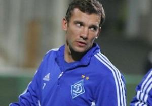 Шевченко: Посмотрим, как команда будет выглядеть в игре с немцами
