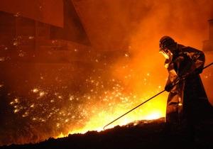 Китай знизив виробництво сталі у жовтні до мінімуму за рік
